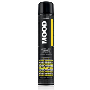 MOOD Power & Dry Hairspray